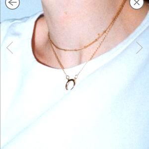 NWT Brandy Melville layered Necklace